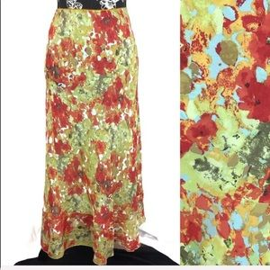 SALE 3 FOR 30 Maxi skirt